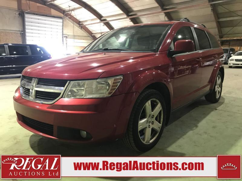 used 2009 dodge journey sxt 4d utility fwd for sale in calgary, alberta carpages.ca