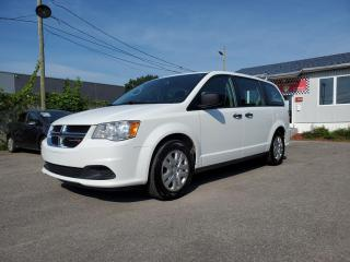 Used 2018 Dodge Grand Caravan *BLUETOOTH*A/C*CRUISE* +    52$/SEM for sale in St-Jérôme, QC