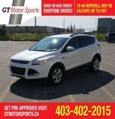 Used 2013 Ford Escape SE 4WD | $0 DOWN - EVERYONE APPROVED! for sale in Calgary, AB