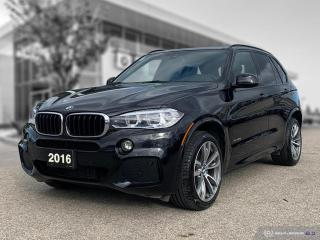 Used 2016 BMW X5 xDrive35d for sale in Winnipeg, MB