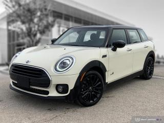 Used 2020 MINI Cooper Clubman Cooper for sale in Winnipeg, MB