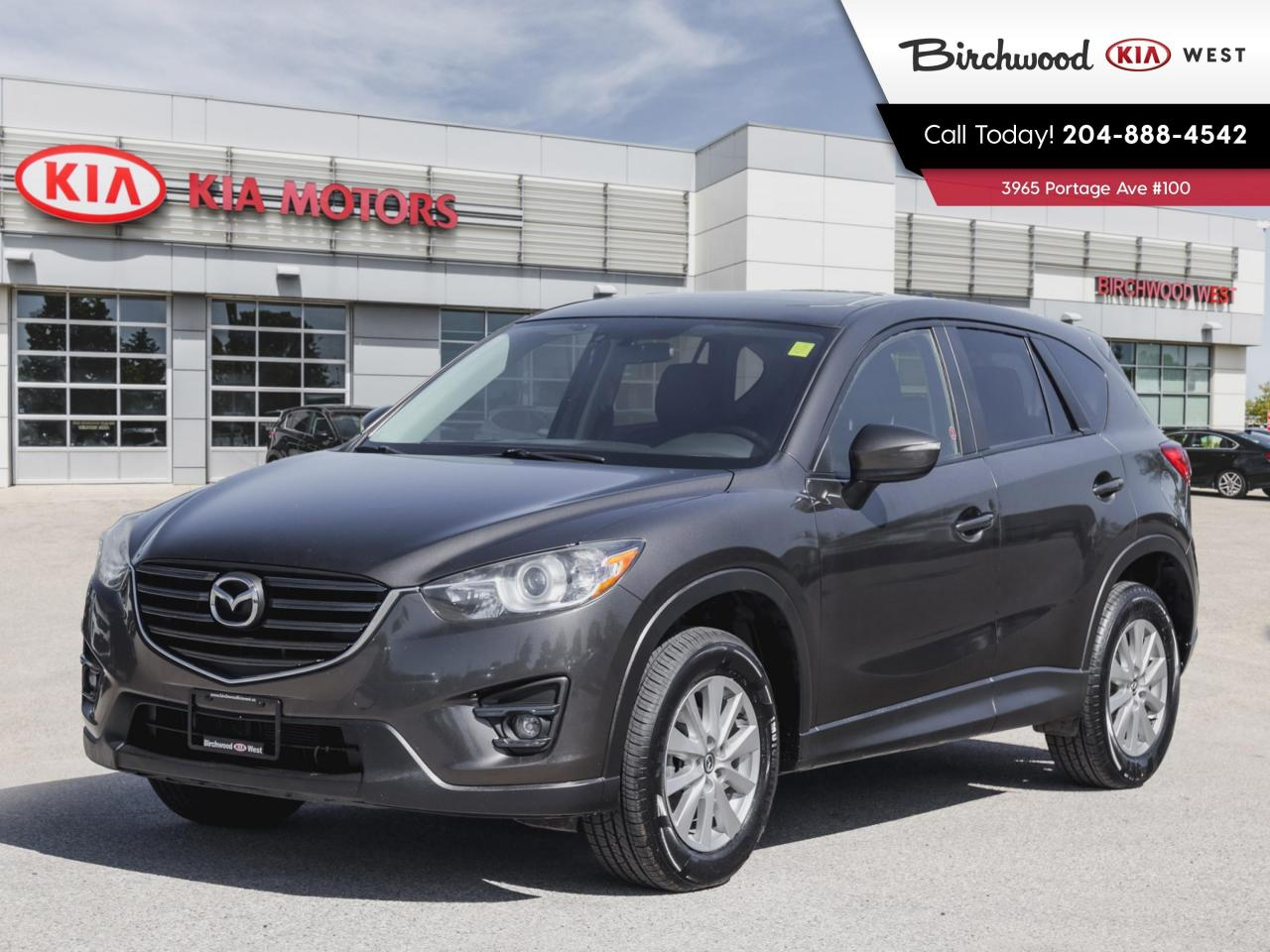 used 2016 mazda cx-5 gs awd local trade leather moon roof for sale in winnipeg, manitoba carpages.ca
