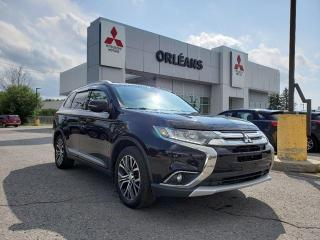 Used 2016 Mitsubishi Outlander GT for sale in Orléans, ON
