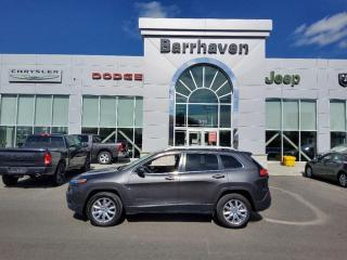 Used 2015 Jeep Cherokee Limited for sale in Ottawa, ON