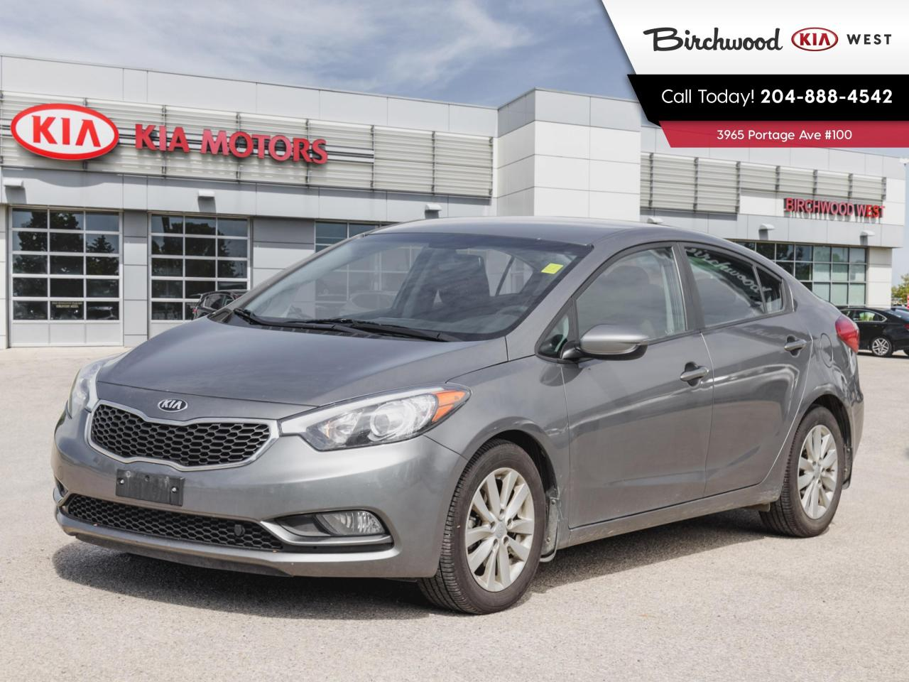 used 2016 kia forte lx accident free local trade for sale in winnipeg, manitoba carpages.ca