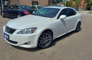 Used 2007 Lexus IS 250 for sale in Kitchener, ON