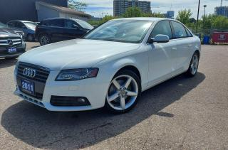 Used 2011 Audi A4 2.0T PREMIUM for sale in Kitchener, ON