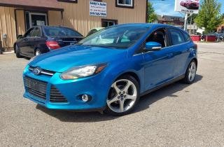 Used 2014 Ford Focus Titanium for sale in Kitchener, ON