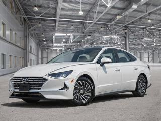 New 2020 Hyundai Sonata Hybrid Ultimate Demo Model for sale in Winnipeg, MB