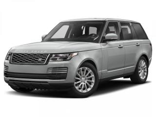 New 2020 Land Rover Range Rover HSE for sale in Winnipeg, MB