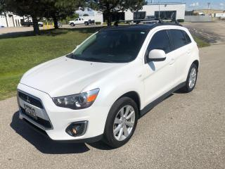 Used 2013 Mitsubishi RVR GT for sale in Cambridge, ON