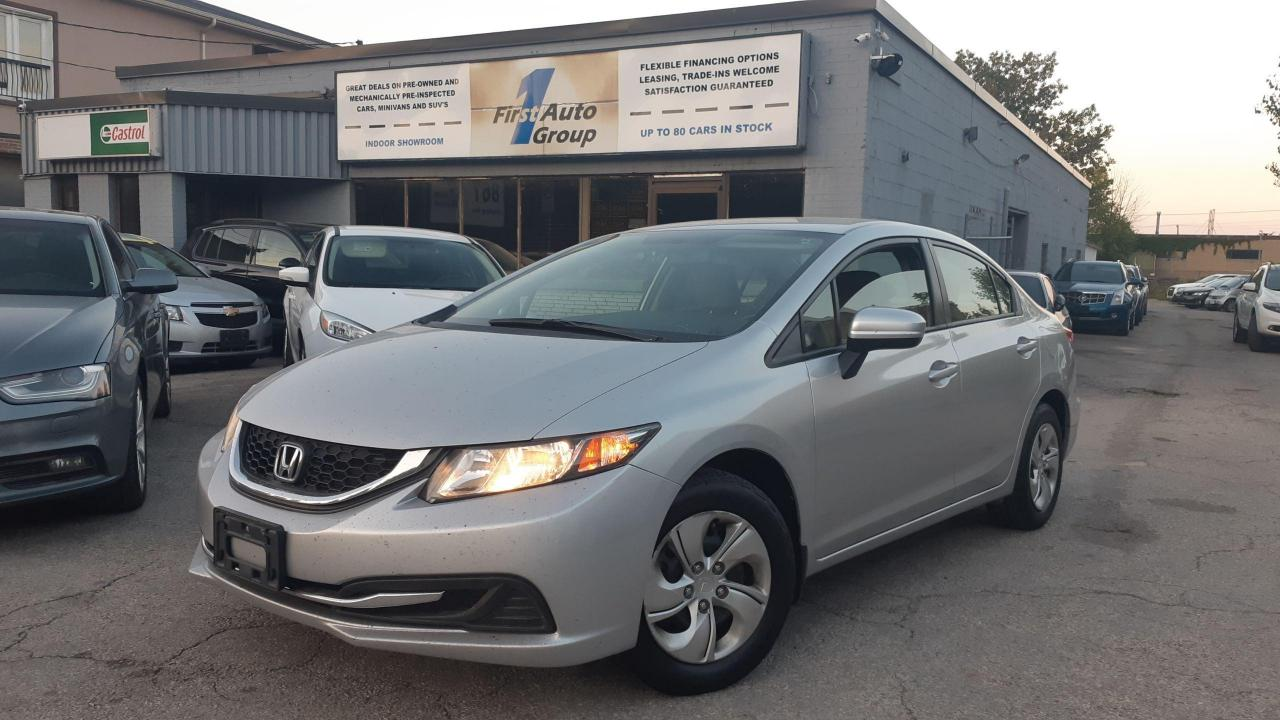 used 2015 honda civic lx w backup cam for sale in etobicoke, ontario carpages.ca
