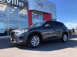 Used 2015 Mazda CX-5 GS HEATED SEATS, SUNROOF, LOCAL TRADE for sale in Belleville, ON