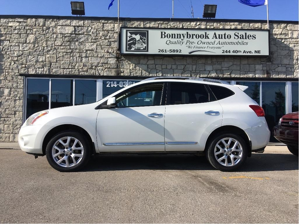 used 2011 nissan rogue sl for sale in calgary, alberta carpages.ca
