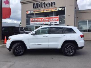Used 2019 Jeep Grand Cherokee LIMITED 4X4| LEATHER| 8.4