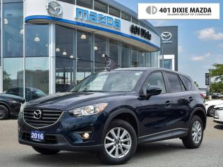Used 2016 Mazda CX-5 GS |ONE OWNER|NO ACCIDENTS|1.99% FINANCING AVAILAB for sale in Mississauga, ON