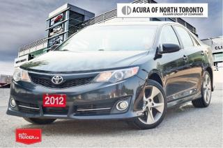 Used 2012 Toyota Camry 4-door Sedan SE Winter Tires Included| No Accident for sale in Thornhill, ON