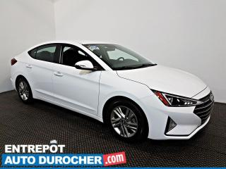Used 2020 Hyundai Elantra Preferred AIR CLIMATISÉ - Caméra de Recul for sale in Laval, QC