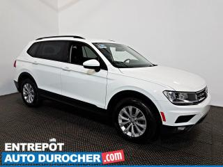 Used 2018 Volkswagen Tiguan Trendline AWD AIR CLIMATISÉ - Caméra de Recul for sale in Laval, QC