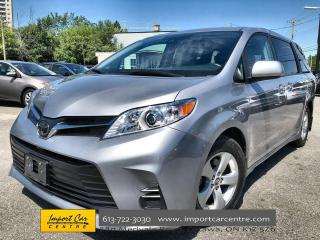 Used 2018 Toyota Sienna LE 8-Passenger 8 PASS  ALLOYS  PWR DRS  HTD SEATS for sale in Ottawa, ON