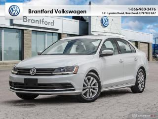 Used 2017 Volkswagen Jetta Wolfsburg Edition 1.4T 6sp at w/Tip for sale in Brantford, ON