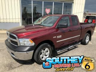 Used 2017 RAM 1500 ST for sale in Southey, SK