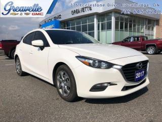 Used 2017 Mazda MAZDA3 GX for sale in Bracebridge, ON