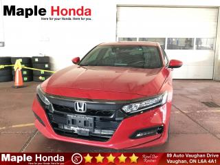 Used 2018 Honda Accord Sport| Auto-Start| Sunroof| Backup Cam| for sale in Vaughan, ON