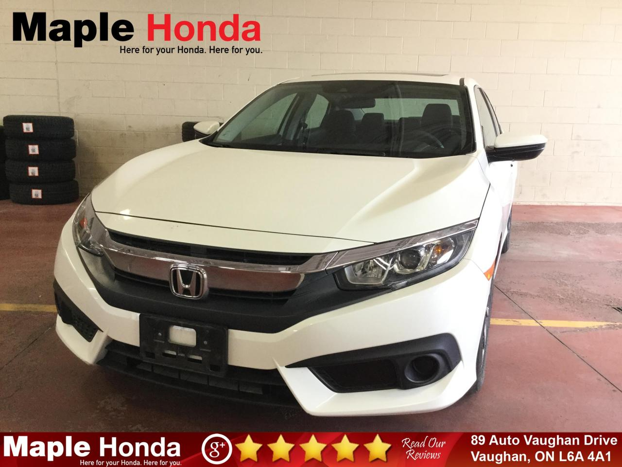 used 2018 honda civic ex hs auto-start sunroof backup cam for sale in vaughan, ontario carpages.ca