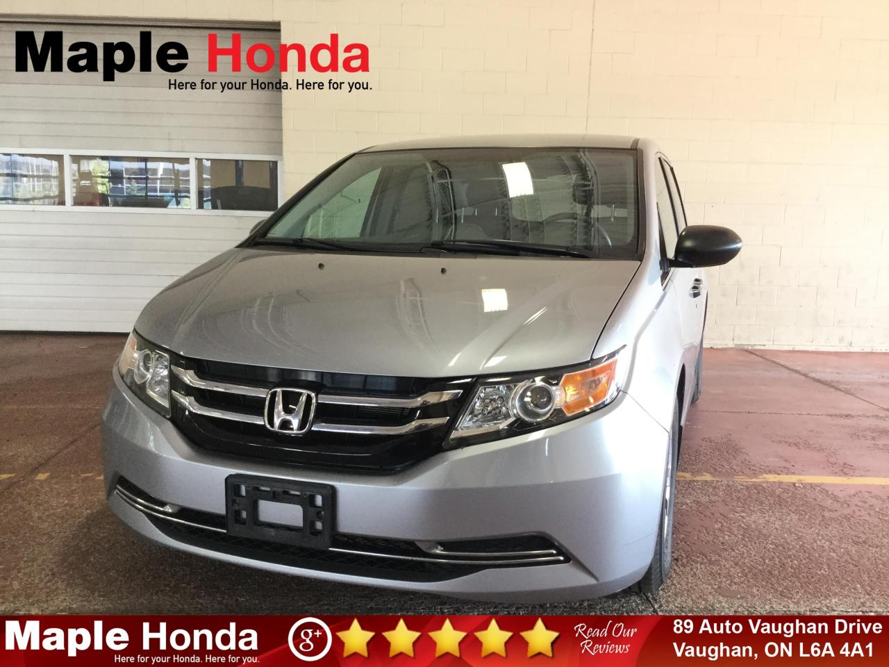 used 2016 honda odyssey se backup cam for sale in vaughan, ontario carpages.ca