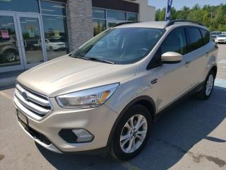 Used 2018 Ford Escape SE AWD for sale in Trenton, ON
