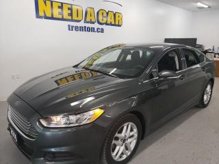 Used 2016 Ford Fusion SE for sale in Trenton, ON