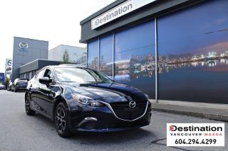 Used 2016 Mazda MAZDA3 GX - Excellent Condition! Drives Like New! for sale in Vancouver, BC