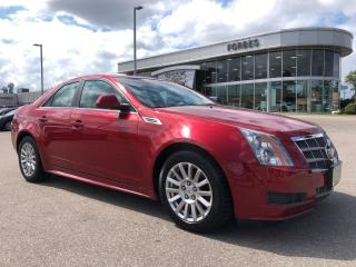 Used 2010 Cadillac CTS CTS \ ONE OWNER \ ACCIDENT FREE \ ONLY 82KM! \ for sale in Waterloo, ON