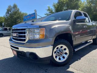 Used 2012 GMC Sierra 1500 4WD Ext Cab 143.5