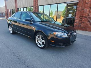 Used 2008 Audi A4 4dr Sdn 2.0T quattro for sale in Scarborough, ON