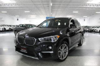 Used 2017 BMW X1 xDRIVE 28i I NO ACCIDENTS I NAVIGATION I PANOROOF I REAR CAM for sale in Mississauga, ON