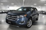 Photo of Blue 2018 Ford Edge