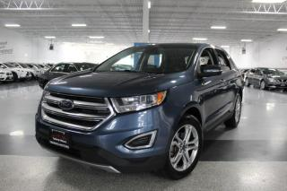 Used 2018 Ford Edge TITANIUM I LEATHER I NAVIGATION I DRIVER ASSIST I LANE KEEP for sale in Mississauga, ON