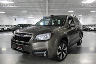 Used 2018 Subaru Forester AWD I SUNROOF I REAR CAM I HEATED SEATS I POWER TRUNK I BT for sale in Mississauga, ON