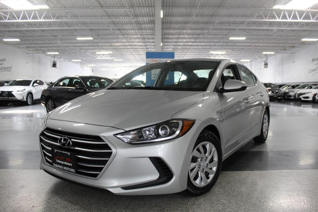 used 2017 hyundai elantra no accidents i heated seats i keyless entry i power options for sale in mississauga, ontario carpages.ca