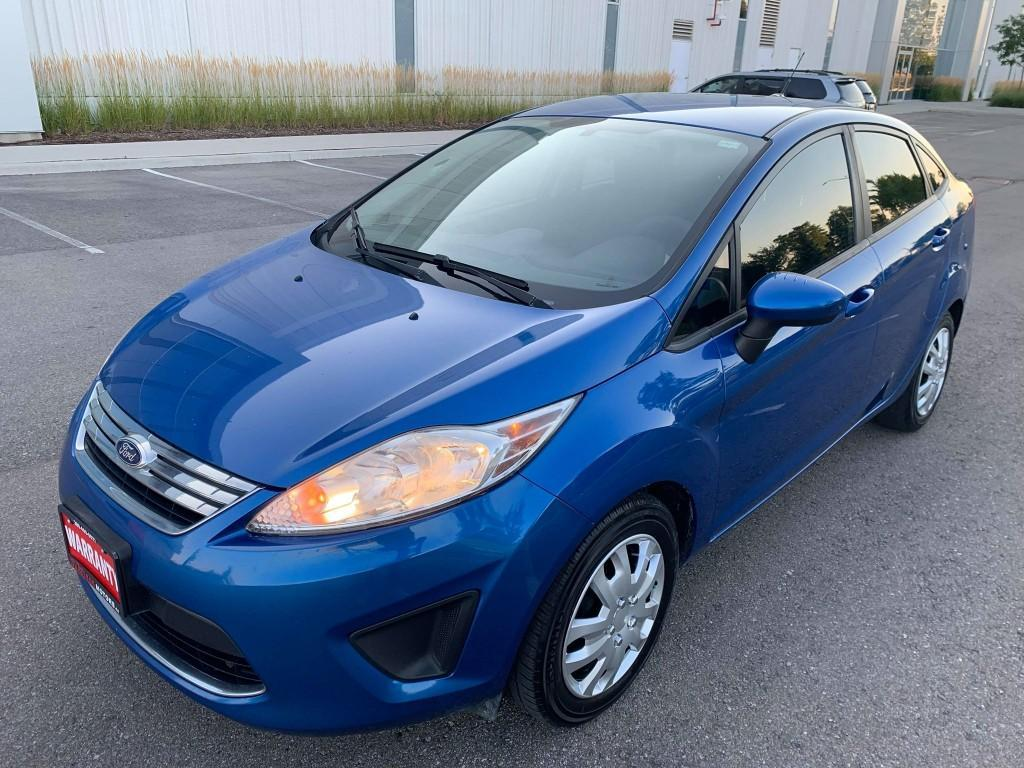 used 2011 ford fiesta 4dr sdn se for sale in mississauga, ontario carpages.ca