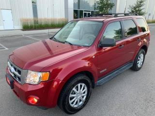 Used 2008 Ford Escape FWD 4dr V6 XLT for sale in Mississauga, ON