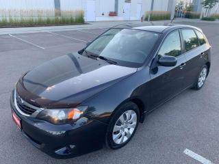 Used 2009 Subaru Impreza 5dr HB Auto 2.5i for sale in Mississauga, ON