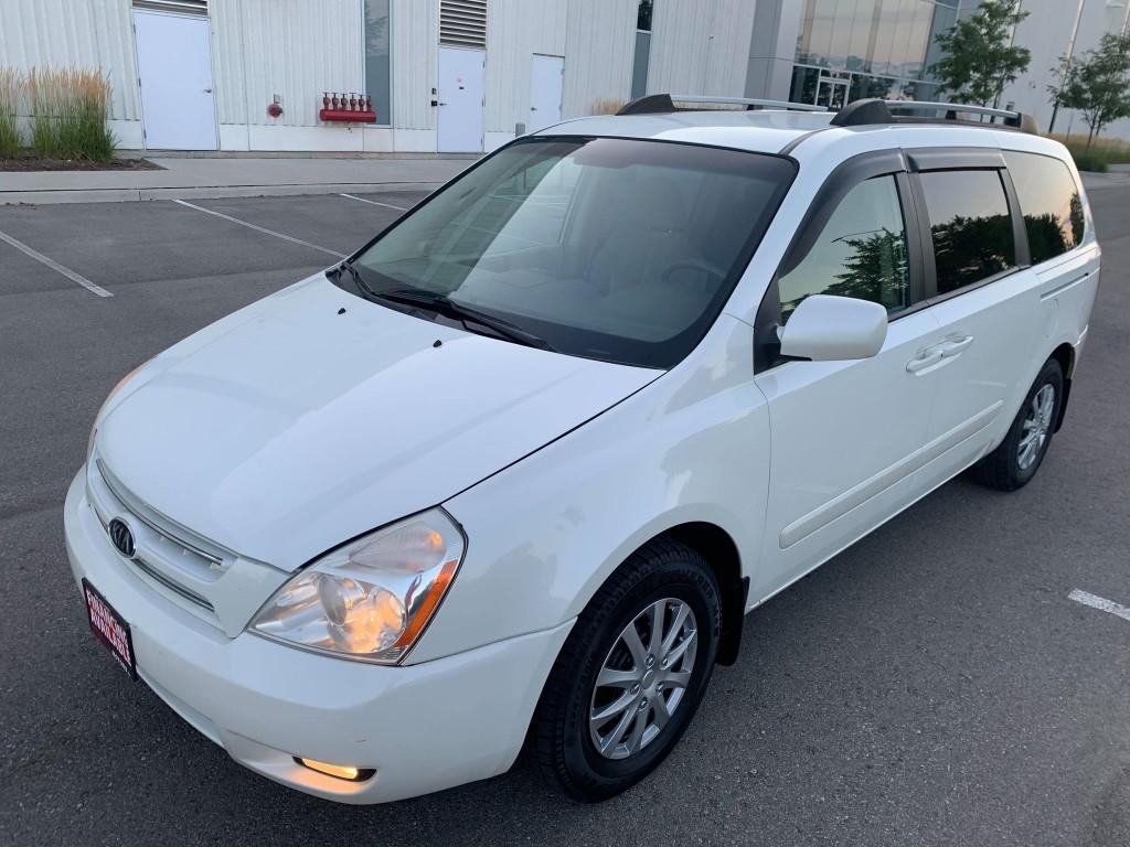 used 2006 kia sedona 4dr for sale in mississauga, ontario carpages.ca