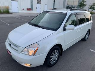 Used 2006 Kia Sedona 4DR for sale in Mississauga, ON