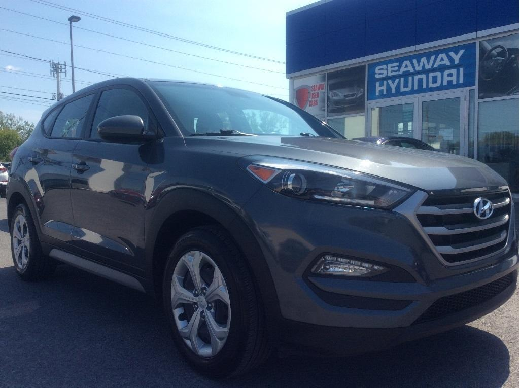 used 2017 hyundai tucson fwd 4dr 2.0l - backup camera - bluetooth for sale in cornwall, ontario carpages.ca