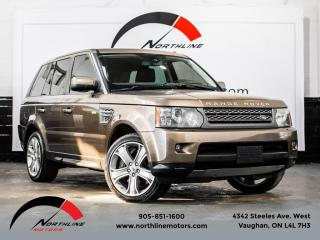 Used 2010 Land Rover Range Rover Sport Supercharged|Navigation|Camera|Harman Kardon|Sunroof for sale in Vaughan, ON