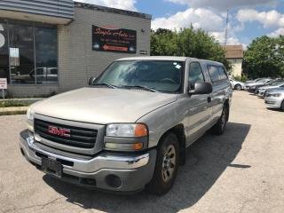 Used 2006 GMC Sierra 1500 Reg Cab for sale in Barrie, ON