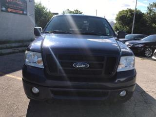 Used 2008 Ford F-150 4WD SuperCab FX4 Off Road for sale in Barrie, ON